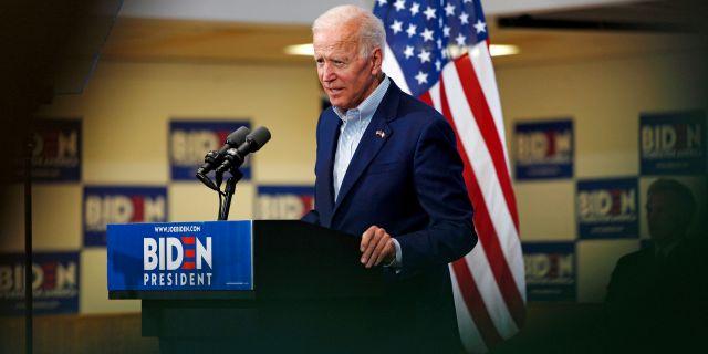 Joe Biden. Jordan Gale / TT NYHETSBYRÅN