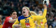 Hanna Blomstrand under VM 2017.  Hendrik Schmidt / TT / NTB Scanpix