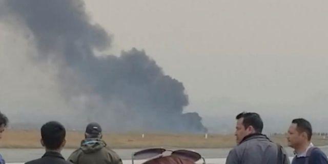 Tre befaras doda i dansk flygkrasch