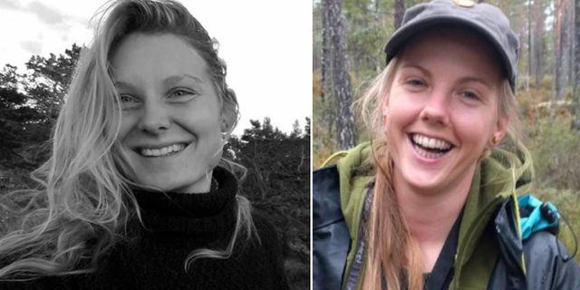 Louisa Vesterager Jespersen och Maren Ueland. Privat