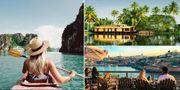 Vietnam, Kerala och Porto är de tre bästa budgetdestinationerna att besöka det nästkommande året, enligt resemagasinet Vagabond. Flickr / Kerala Tourism / Wikicommons