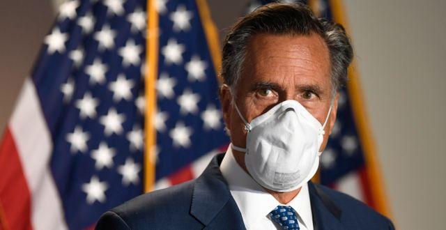 Mitt Romney. Susan Walsh / TT NYHETSBYRÅN