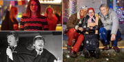 Urval av julens tv-tips. Netflix / TT /Stina Stjerkvist/SVT