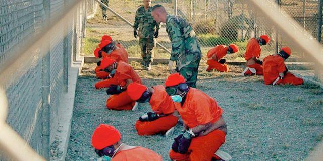 Guantanamofangar far ny chans