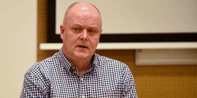 Leif Fransson. Björn Lindgren/TT / TT NYHETSBYRÅN
