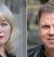 Varken Ann Heberlein (M) eller Richard Herrey (M) tog sig in i riksdagen trots stora plattformar på de sociala plattformarna. TT