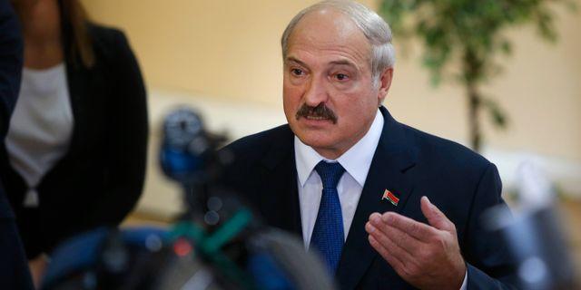 Lagt intresse for vitryskt lokalval