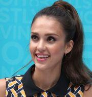 Skådespelaren och entreprenören Jessica Alba. Shutterstock
