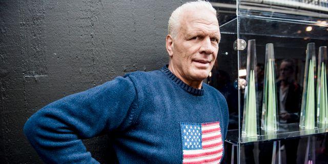 Frank Andersson 2015. NORA LOREK / TT / TT NYHETSBYRÅN