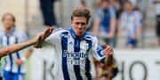 Arkiv. Riku Riski i IFK Götebrog. Adam Ihse/TT / TT NYHETSBYRÅN