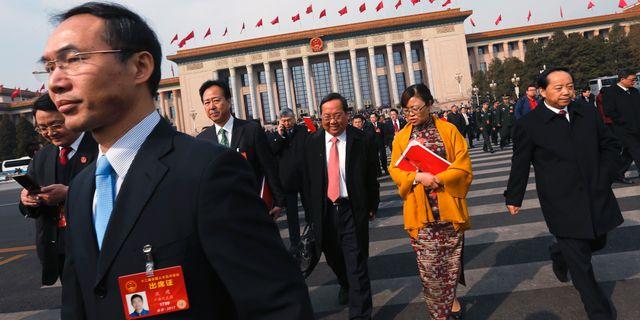 Ledare  Ny rättighetslag i Kina grogrund för reformer - Omni 3c0298caefc37