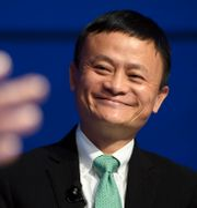 Arkivbild: Alibabas grundare Jack Ma.  Laurent Gillieron / TT / NTB Scanpix