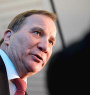 Statsminister Stefan Löfven (S). Janerik Henriksson/TT / TT NYHETSBYRÅN