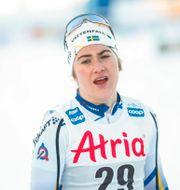 Ebba Andersson. TOMI HÄNNINEN / BILDBYRÅN