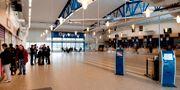Arkivbild: Incheckningshallen vid Skavsta flygplats PONTUS LUNDAHL / TT / TT NYHETSBYRÅN