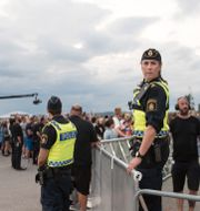Bråvallafestivalen. Izabelle Nordfjell/TT / TT NYHETSBYRÅN
