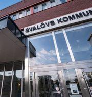 Kommunhuset i Svalöv. Johan Nilsson/TT / TT NYHETSBYRÅN