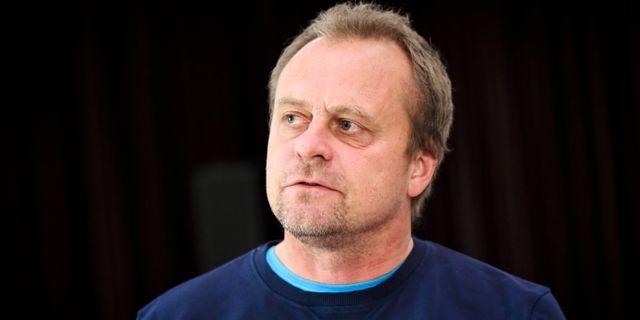 Jonas Thern hinner inte med scoutuppdraget för landslaget. Maja Suslin/TT / TT NYHETSBYRÅN