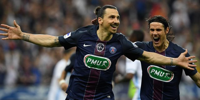 Zlatan hjälte i sista matchen med PSG - Omni 3b2b770d069d0
