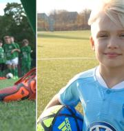 Åttaårige Julle fick inte spela kvar i laget.  Kalla Fakta/TV4