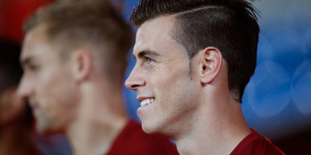 Bale bockade av första träningen med Real - Omni 0d95b1acd3ce6