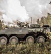 Pansarterrängbil 360. Arkivbild. Bezav Mahmod/Försvarsmakten