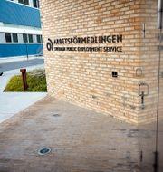 Arkivbild: Arbetsförmedlingens huvudkontor i Solna Simon Rehnström/SvD/TT / TT NYHETSBYRÅN