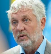 Oljeplattform i Norge/Peter Eriksson. TT