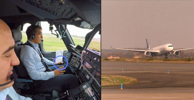 Pressbild. Airbus