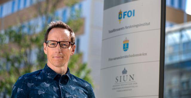 Fredrik Westerlund Anders Wiklund/TT / TT NYHETSBYRÅN