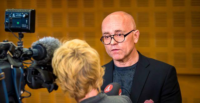 John Hassler, professor i makroekonomi vid Stockholms universitet. Fianspolitiska rådet /HANDOUT / TT NYHETSBYRÅN
