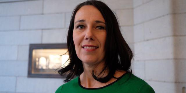 Annika Winsth. Joakim Goksör/TT / TT NYHETSBYRÅN