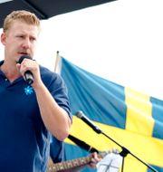 SCANPIX SWEDEN/FREDRIK PERSSON