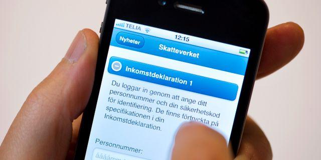 Illustrationsbild.  JONAS EKSTRÖMER / TT / TT NYHETSBYRÅN