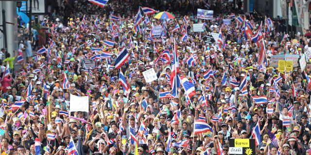 Ny utrikesminister i bangkok igen