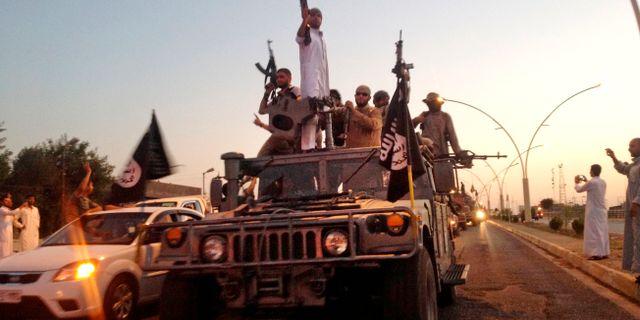 IS-medlemmar i Irak 2014. Arkivbild. TT NYHETSBYRÅN/ NTB Scanpix