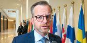 Inrikesminister Mikael Damberg har diskuterat IS-frågan i Luxemburg.  Wiktor Nummelin/TT / TT NYHETSBYRÅN
