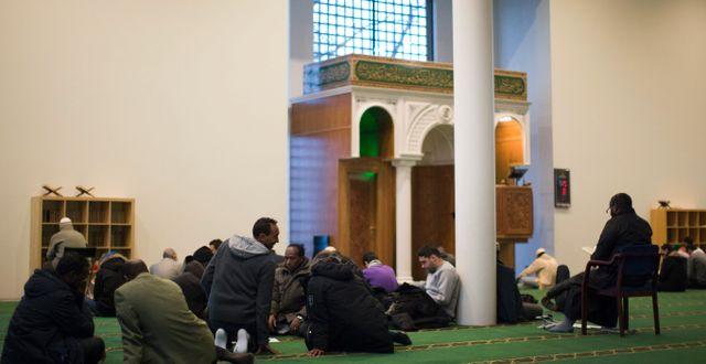 Göteborgs moské. BJÖRN LARSSON ROSVALL / TT / TT NYHETSBYRÅN