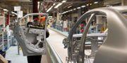 Arkivbild: Nevs fabrik i Trollhättan.  BJÖRN LARSSON ROSVALL / TT / TT NYHETSBYRÅN