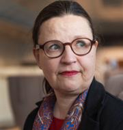 Anna Ekström.  TT