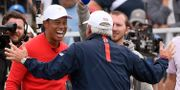 Tiger Woods.  Andy Brownbill / TT NYHETSBYRÅN