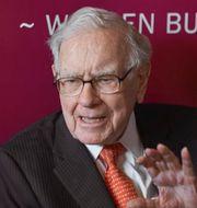 Warren Buffett.  TT