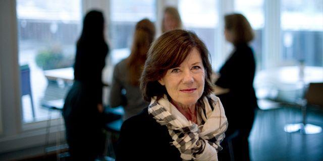 Lena Apler, en av initiativtagarna till nätverket 17. BJÖRN LARSSON ROSVALL / TT / TT NYHETSBYRÅN