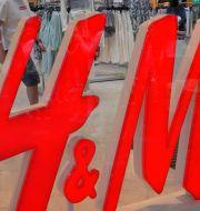 Arkivbild: En H&M-butik i Hongkong.  Kin Cheung / TT NYHETSBYRÅN