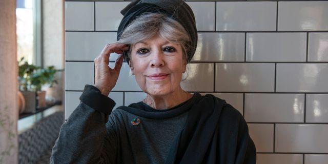 Suzanne Brøgger. Staffan Löwstedt/SvD/TT / TT NYHETSBYRÅN
