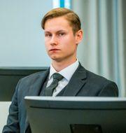 Philip Manshaus i rätten. Håkon Mosvold Larsen / TT NYHETSBYRÅN