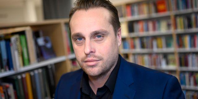 Christian Sonesson (M). Johan Nilsson/TT / TT NYHETSBYRÅN
