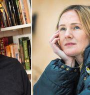 Sjölin och Thomsgård. Arkivbilder. TT