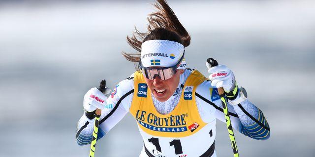 Charlotte Kalla. CH. KELEMEN / BILDBYRÅN