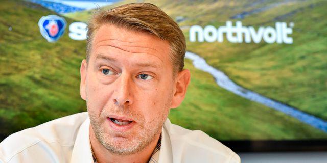 Jonas Ekströmer/TT / TT NYHETSBYRÅN